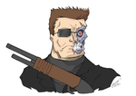 T-800 by Tomycase