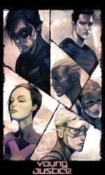 Young Justice Fanart by turpentine-08