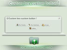 Custom box custom button ! by DIGI-3D