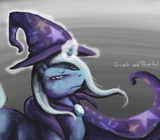 Great and Powerful by phantos