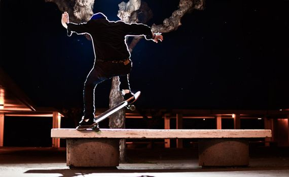 Midnight Nosegrind by TeenagerFromMarz