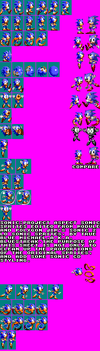Sonic 2 Project Aspect Sprites FINALIZED by TrueBlueMichael