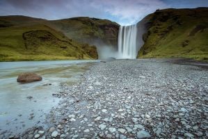 Skogarfoss by BoholmPhotography