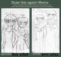 Meme 2010-2012 by YukirinSims