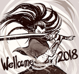 LOL_wellcome 2018 by chanseven