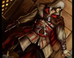 Assassin's creed 2- Ezio by fevereon