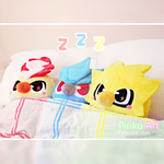 Zzz... Bedtime for Moltres, Articuno and Zapdos!