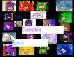 Ask charlotte's forms cover by Charlotterulesofteam