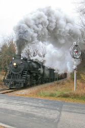 Old Steam Train 1003 by ROGUE-RATTLESNAKE