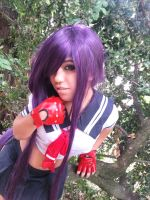 Ikki Tousen Cosplay by sui77