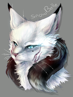 Snowbelle by Issaric