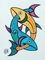 Pisces by gaelvin