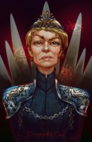 Cersei by BoggartOwl