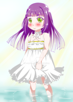 .:UTAU:. VIOLET - Hina - Child by A-Daiya