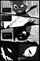 Shadow claw vs Shadow frost finale manga page 16 by ShadowClawZ