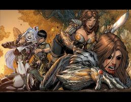 WB158 Cover by arf