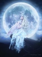 Blue Moon by Estela2013