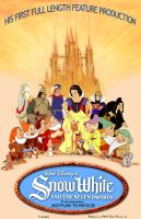 1st attempt Snow White 1sheet by snowsowhite