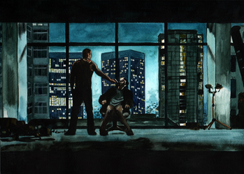 Fight Club - Three Minutes.This Is It.Ground Zero. by Menco