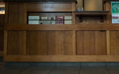 Texture of cabinetry by doultonro