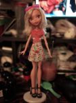 Nicole Stepford Custom Doll by PrincessAbiliss