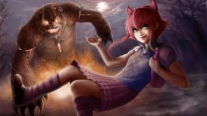 Tibbers, they're yours! by Sliverel