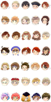 [APH] Free icons by Niutellat