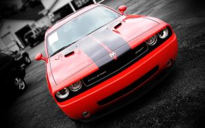 Dodge Challenger Wallpaper by FordGT