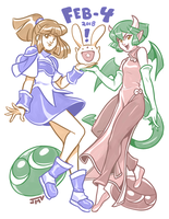 Puyo Day 2018 by Kaigetsudo