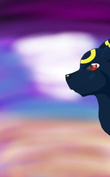 umbreon by moon dance  by 003145