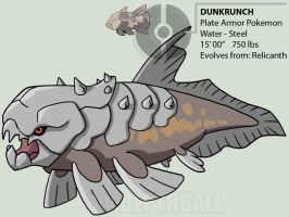 DUNKRUNCH - the plate armor