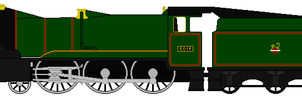 King Henry VII The Western Engine by Zephyr4501