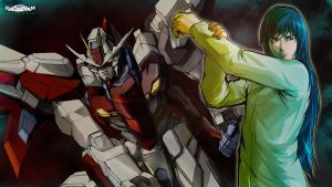 Gundam SEED A-STAR Part-3-1 by csy5150
