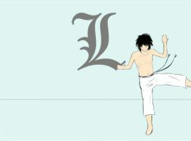 L Capoeira (Animation) by RoMin-ah