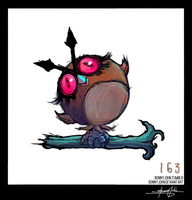 Hoothoot!  Pokemon One a Day, Series 2!
