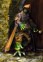 The Thief by vertry