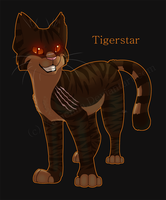 Tigerstar by Xavienna