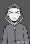 For Trayvon by mrcontroversial
