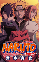 Naruto Cover 66 by themnaxs
