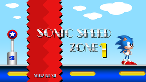 Sonic Speed Zone S2HD Style by NuryRush