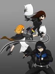 Epic Pillow Team promo by mell0w-m1nded