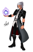 [Request] Young Xehanort by ReverseCrown