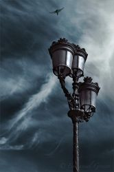 The Lamppost version 2009 by Yeoman2b