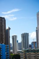 Hawaiin Towers by KevinMcNeff