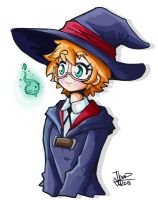 Lotte Little Witch Academia by JhonVasquez