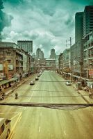 streets of bangkok by t3hr