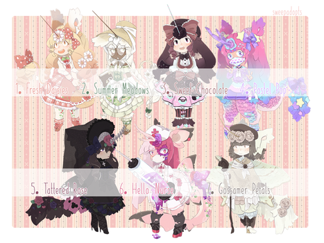 :Rosales: Lolita Batch {3/7 OPEN - LOWERED PRICES} by SweepAdopts