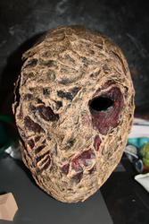Silent Hill Nurse Mask by News-Goose