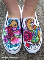 My Vans by angel-food