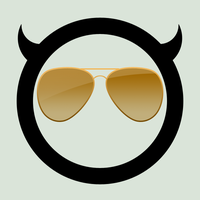 Horns or Ray-Ban by shanahben